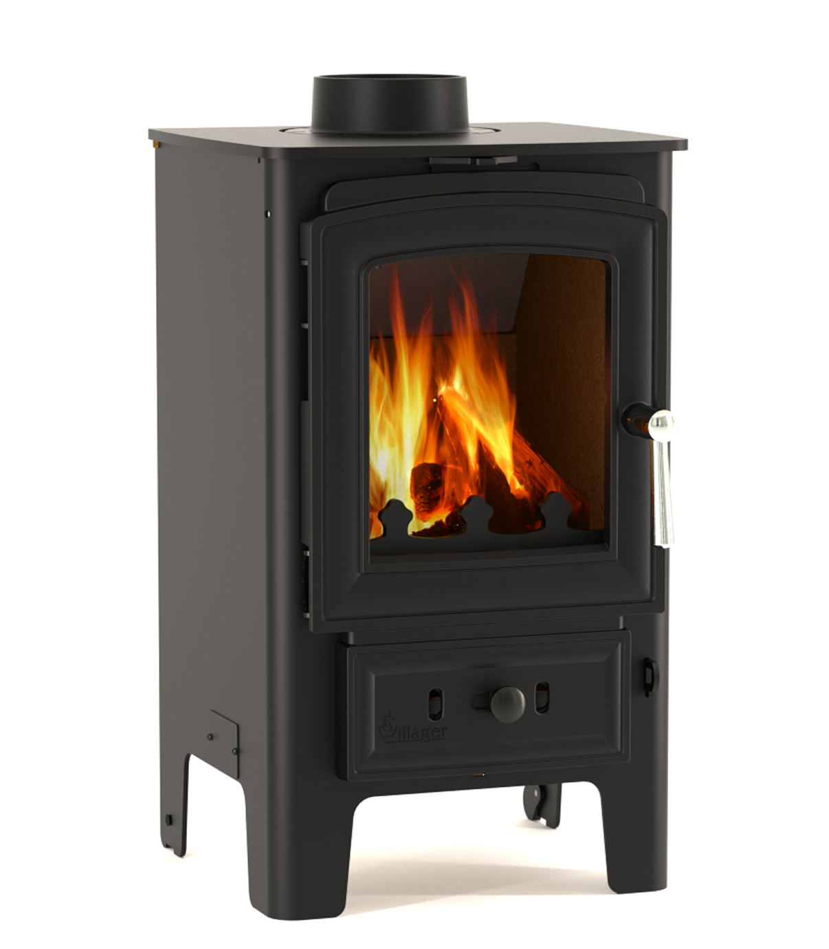 Villager Puffin Multi Fuel Stove Chase Heating Stoves